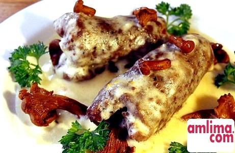 Крученики - рецепт українського страви