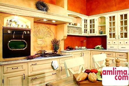 Кухні в стилі Прованс - чарівність сонячної Франції