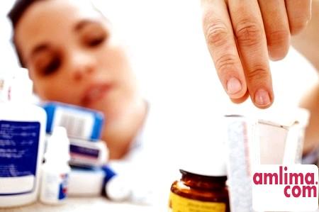 Лікування бронхіту антибіотиками