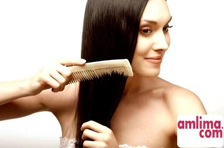 Лікуємо випадання волосся реп'яхову олію