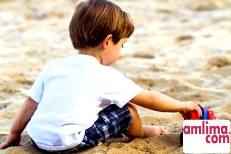 Літні ігри для малюків