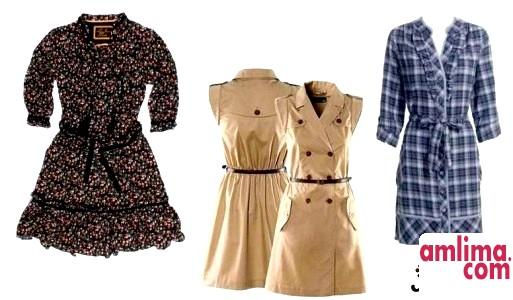 Кращі сукні осіннього сезону