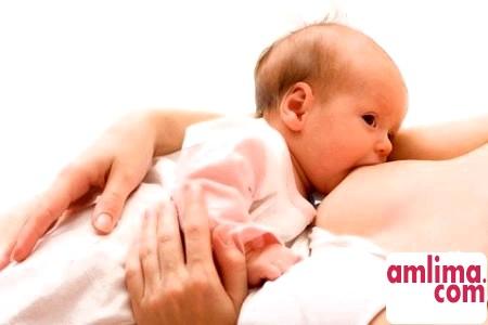 Мамина дієта під час годування грудьми