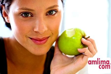 Маска для обличчя з яблук - міф чи правда?