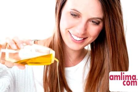 Маска для волосся з оливковою олією - кращий засіб для здоров'я волосся