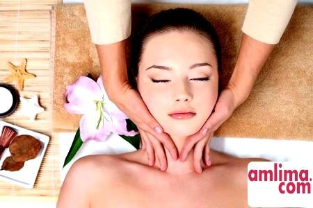 як правильно робити масаж шиї