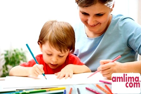 Мати-одиначка: посібник на виховання дитини