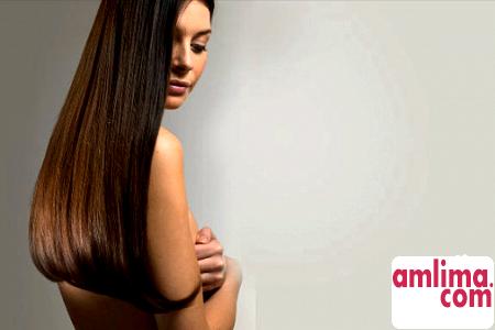 Методика бразильського випрямлення волосся