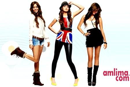 Мода для підлітків-дівчаток: індивідуальність і комфорт