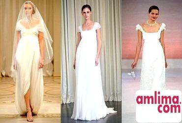 весільні сукні для вагітних 2015