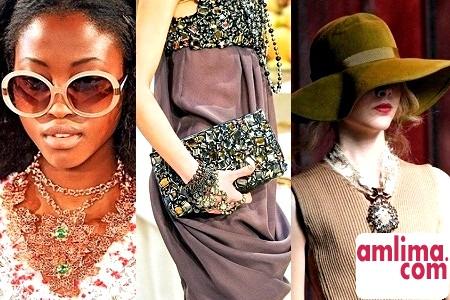 Модні аксесуари весна-літо 2015