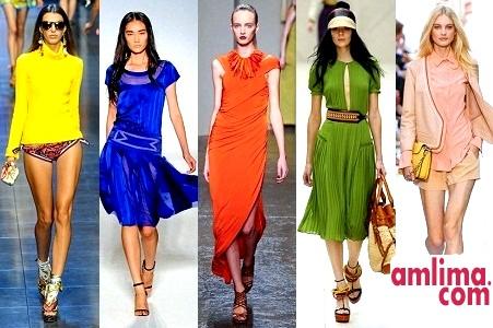 Модні кольори 2015, або магія кольору для кожної дівчини