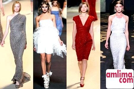 Модні сукні на випускний 2015. Головні тенденції сезону