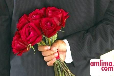 які квіти подарувати чоловікові