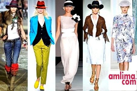 Модні капелюхи 2015: підбираємо стильний аксесуар