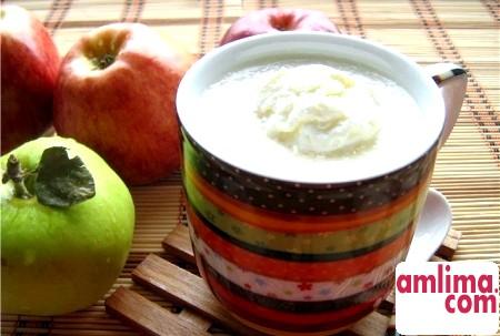 Молочний кисіль - рецепт забутого десерту