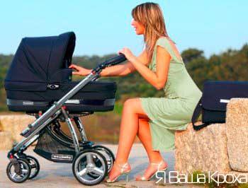 На що потрібно звернути увагу при виборі дитячої коляски