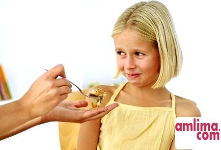 Недолік ваги у підлітка