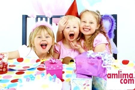 Кілька порад як провести день народження дитини вдома