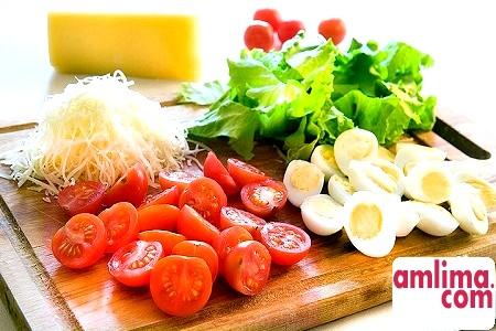 приготування салату