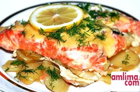 Невигадлива кулінарія або корисний вечерю для всієї родини