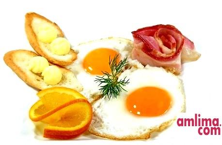 Нові рецепти яєчні