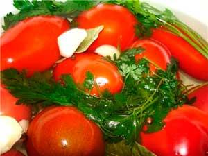 Фото - солоні помідори