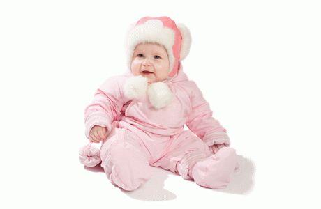 Одягаємо малюка для зимової прогулянки - вибираємо зимовий комбінезон