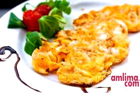 Омлет - класичний рецепт: розкішний сніданок