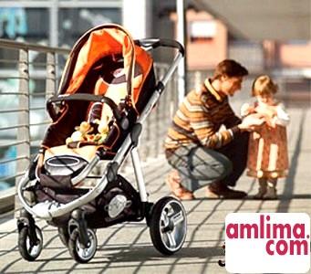 Основні критерії вибору дитячої коляски