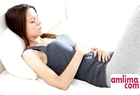 Основні симптоми раку яєчників у жінок