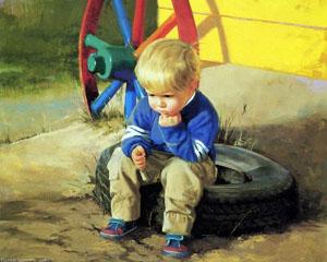 Фото - психологія виховання дитини до року
