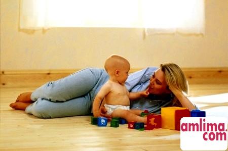 Особливості розвитку малюка в півроку