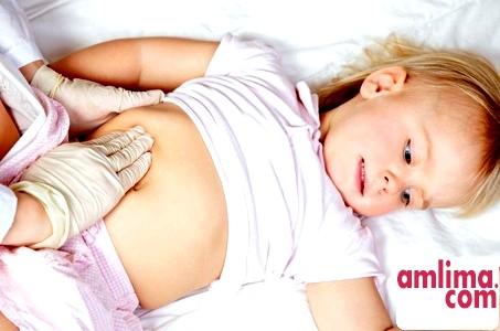 Гостра гастрит у дітей: причини, симптоми, лікування