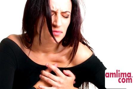 Чому виникають грудні болю при кашлі?