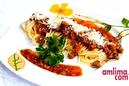 Паста болоньєзе: рецепт традиційної кухні Італії