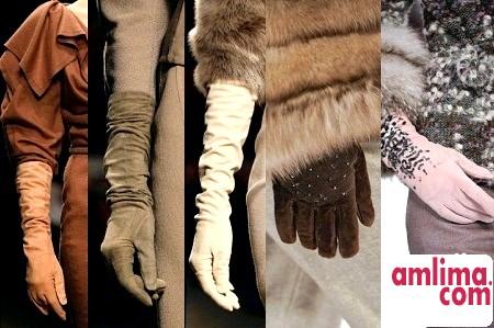 Рукавички шкіряні жіночі: трендовий аксесуар