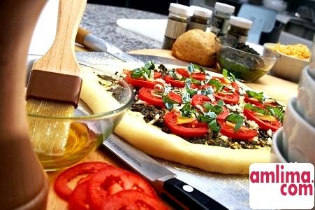 Піца хвилинка: рецепт для всіх