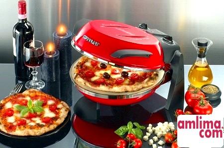 Піца в аерогрилі: рецепт смачної страви