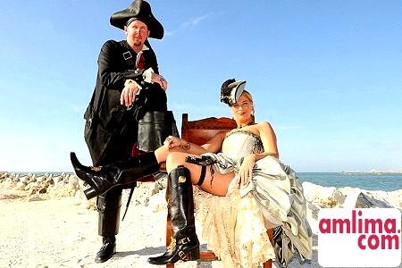 Піратська вечірка - сценарій оригінального свята