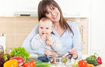 Харчування годуючої матері в період ГВ