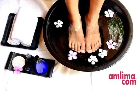 Потовиділення підвищений. Як домогтися сухих ніг?