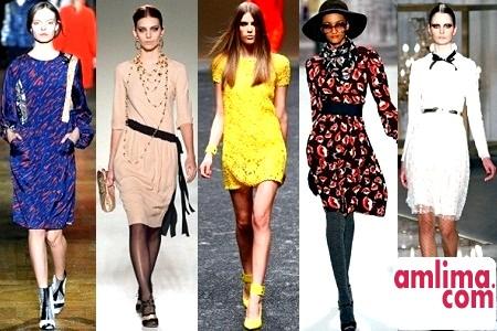Повсякденні сукні 2015: фото, модні колекції