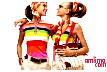 Правила поєднання кольорів в одязі