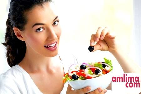 Правильна дієта для красивої фігури
