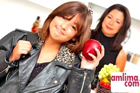 Правильне харчування для підлітків - основа здоров'я