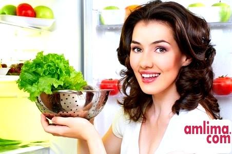 Правильне харчування: меню на кожен день - сніданок, обід і вечерю
