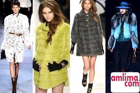Зима 2015 - актуальні модні кольори
