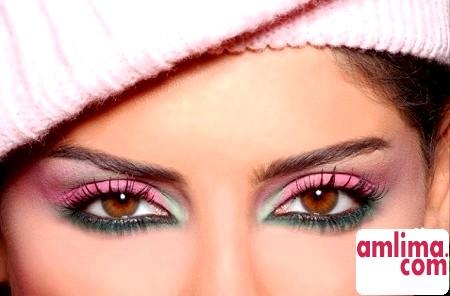 Правильний макіяж для маленьких очей