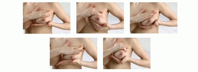 Фото - Масаж грудей при грудному вигодовуванні